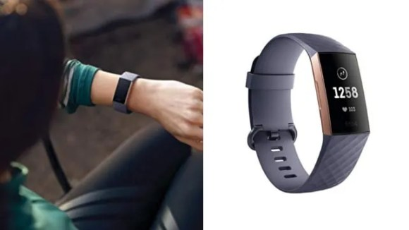 best-gifts-for-mom-2018-fitbit-charge3