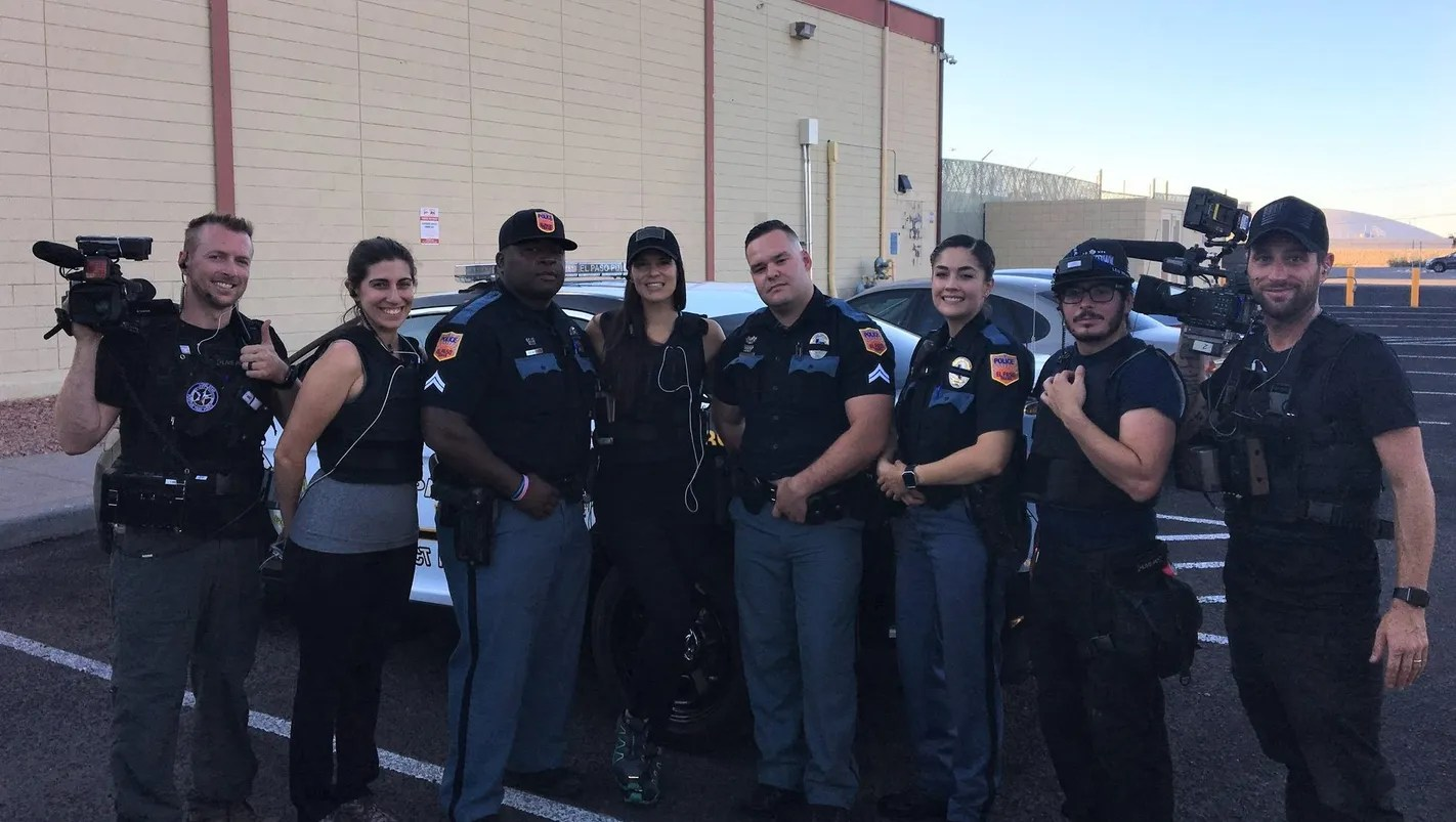 El Paso Live Pd Officers