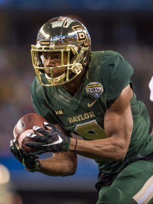 Baylor wide receiver K.D. Cannon