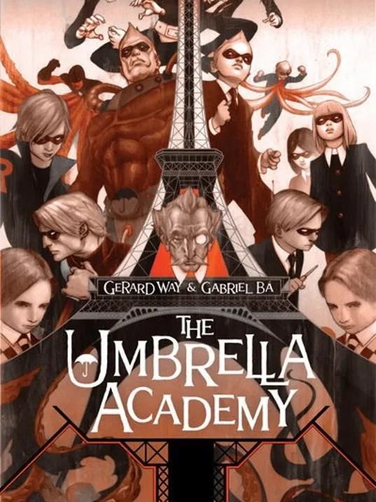 Image result for umbrella academy