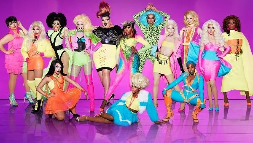 Who are the queens of 'RuPaul's Drag Race' season 10?