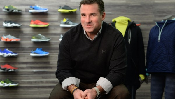 Under Armour CEO Kevin Plank steps down as turnaround effort continues