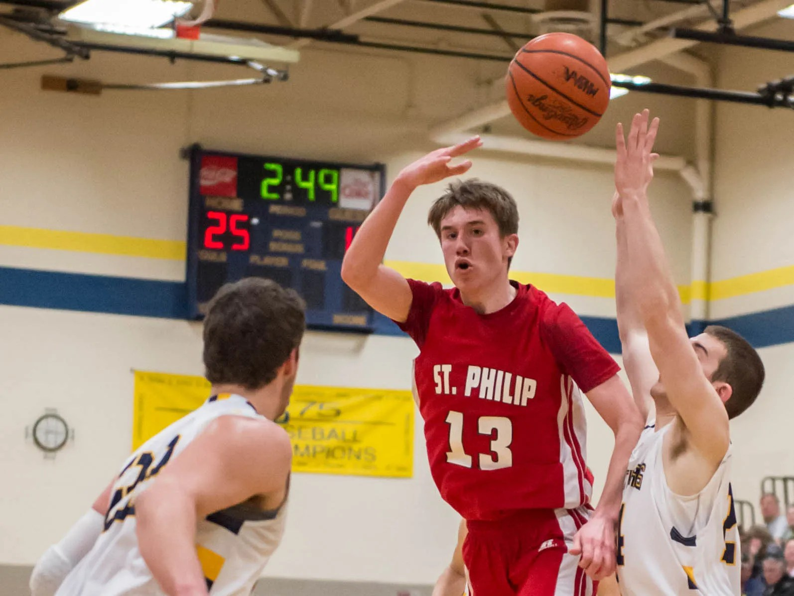Climax-Scotts stops St. Philip in rivalry game, 75-52 | USA TODAY ...