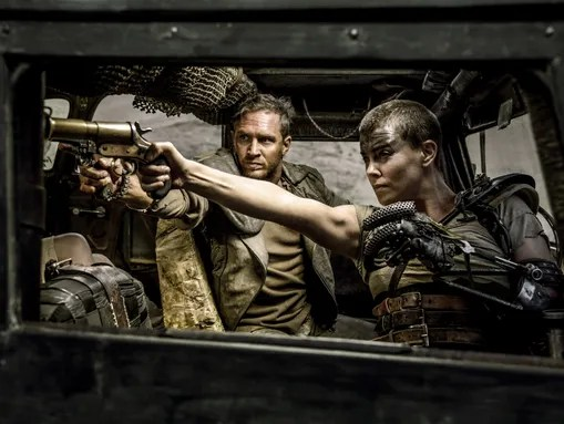 "With strong critical acclaim, ""Mad Max: Fury Road,"""