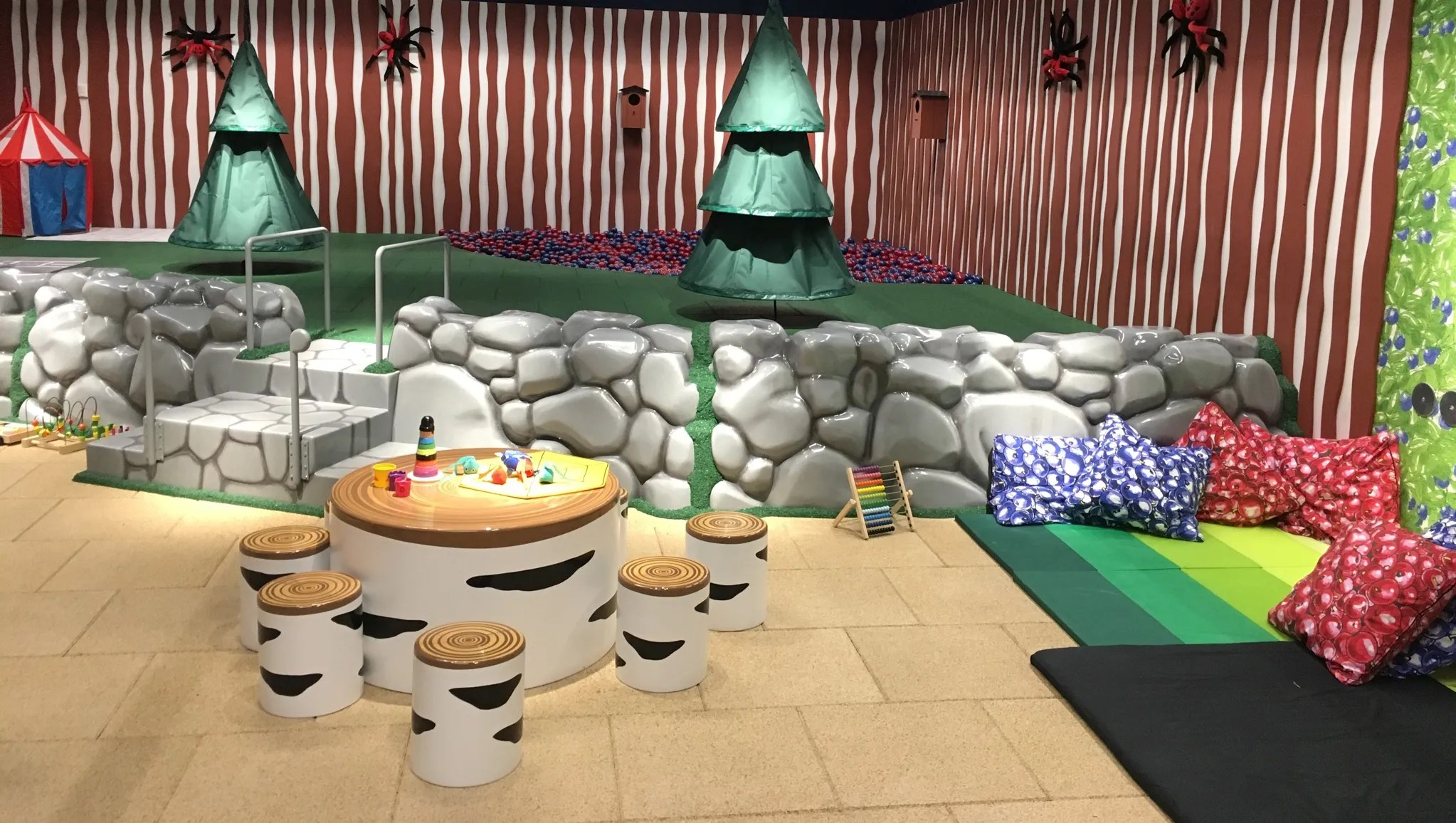 What Parents Need To Know About Oak Creek Ikea S Smaland Play Area