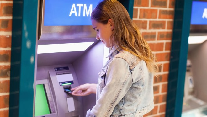 Image result for Using your Atm card