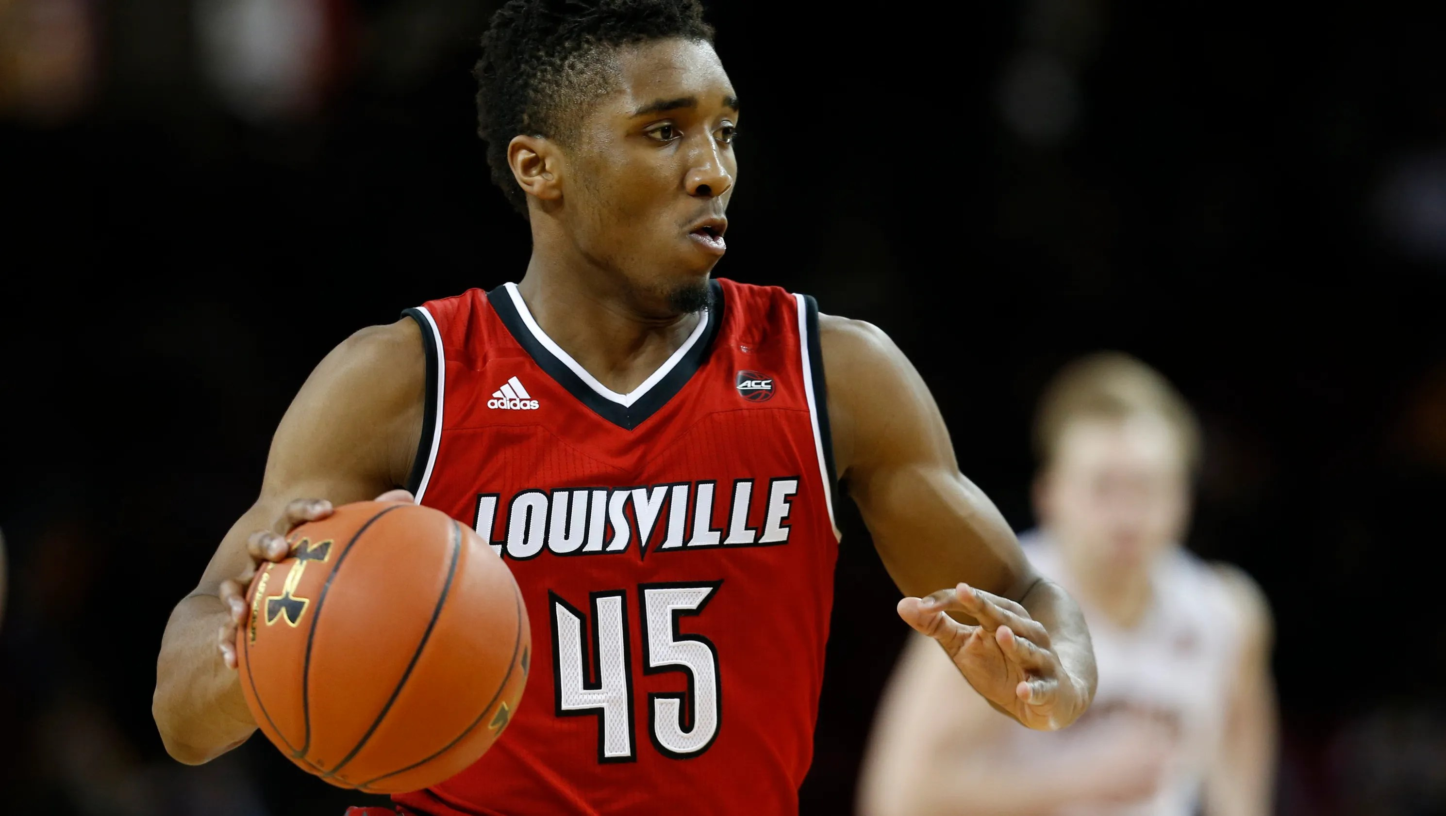 Image result for donovan mitchell louisville