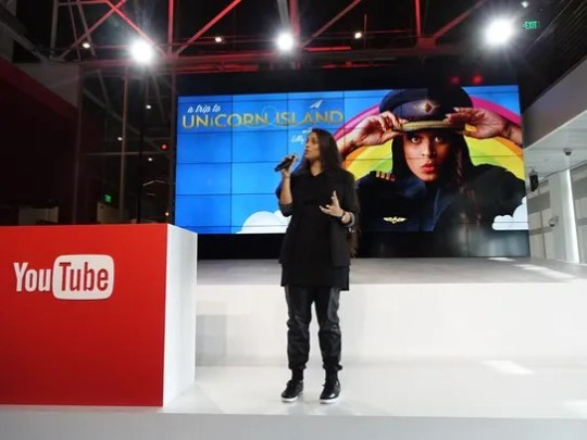 YouTube performer Lilly Singh will star in a feature