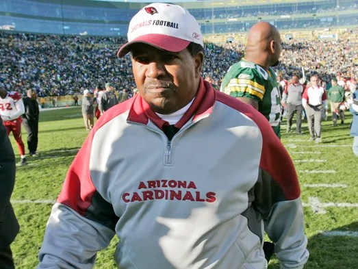 Former NFL head coach Dennis Green died on July 22,