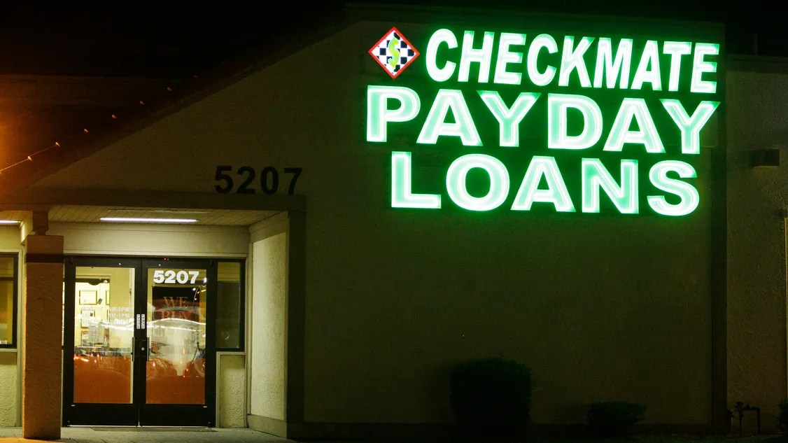States With Highest Lowest Payday Loan Rates