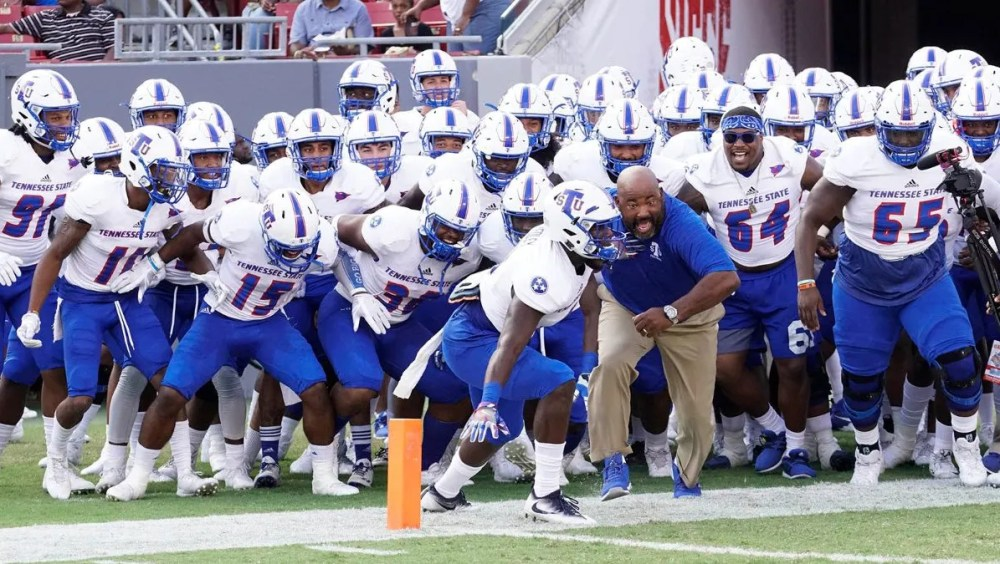 Tennessee State football: Tigers earn second-highest ranking since ...