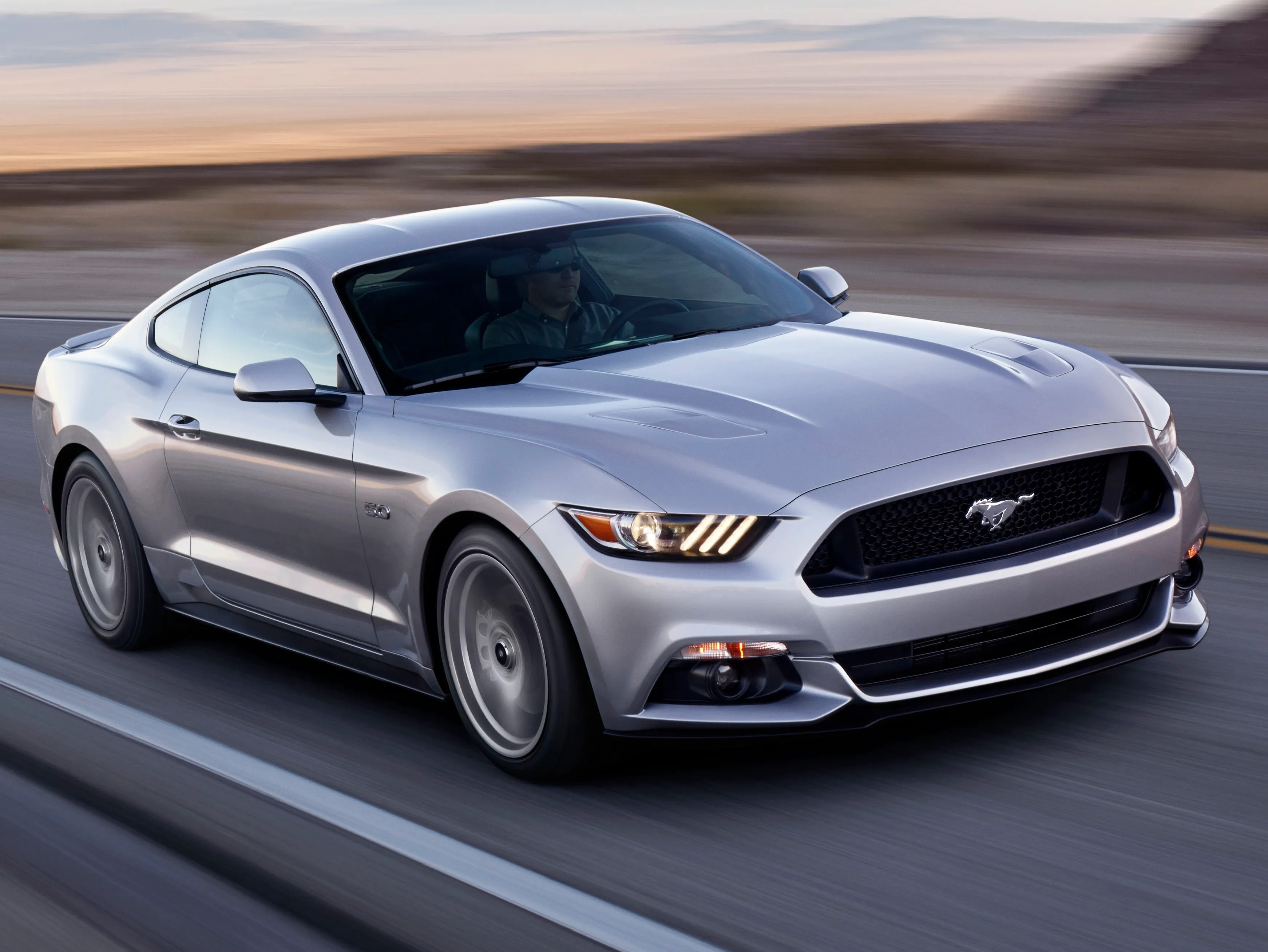 2015 Ford Mustang on dealer lots next month