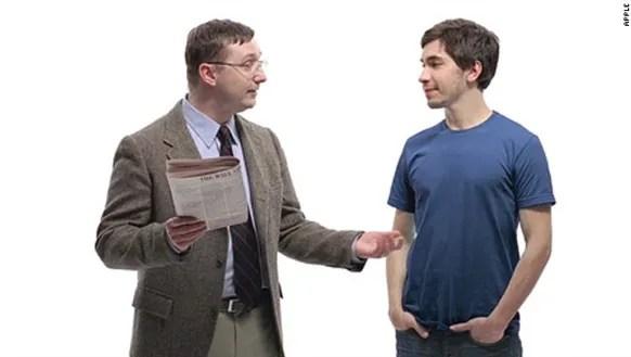 The Mac vs. PC ads
