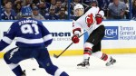 NJ Devils notes: Joey Anderson draws in, Ben Lovejoy heartbroken for Pittsburgh