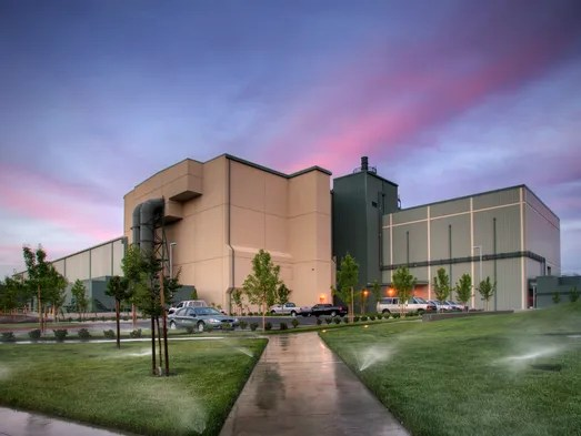 The National Ignition Facility at Lawrence Livermore