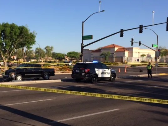 Pedestrian killed in Gilbert