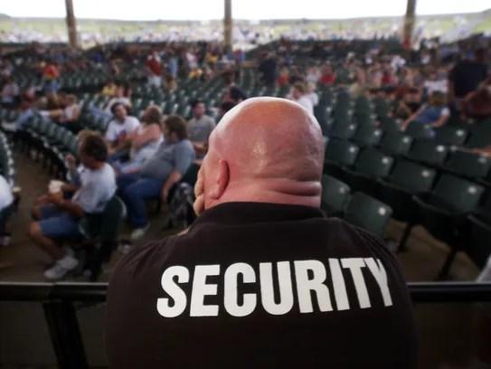 Average Security Guard Salary