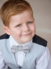Hollis Doherty was 7 years old when he died of a rare