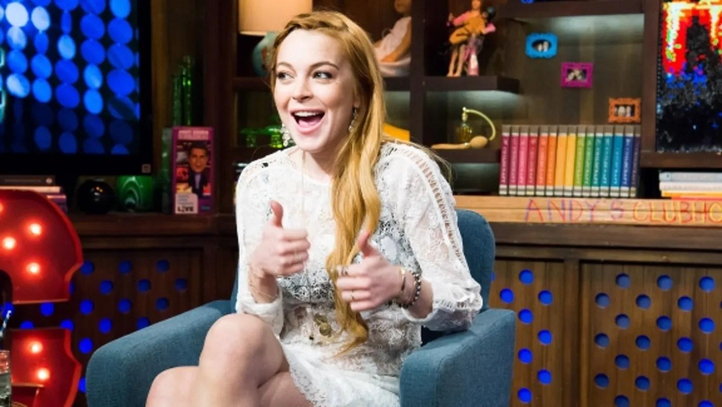 Lindsay Lohan Explains Infamous Lovers List