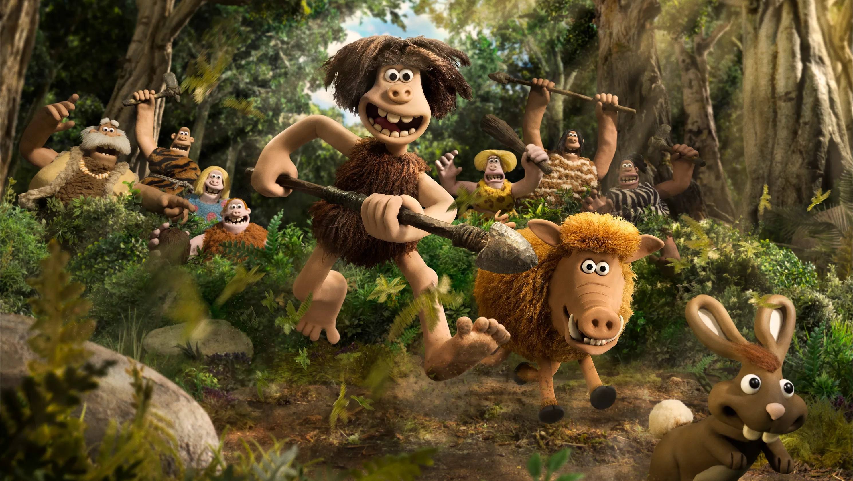 Review Clever Early Man Puts Its Best Stone Age Foot