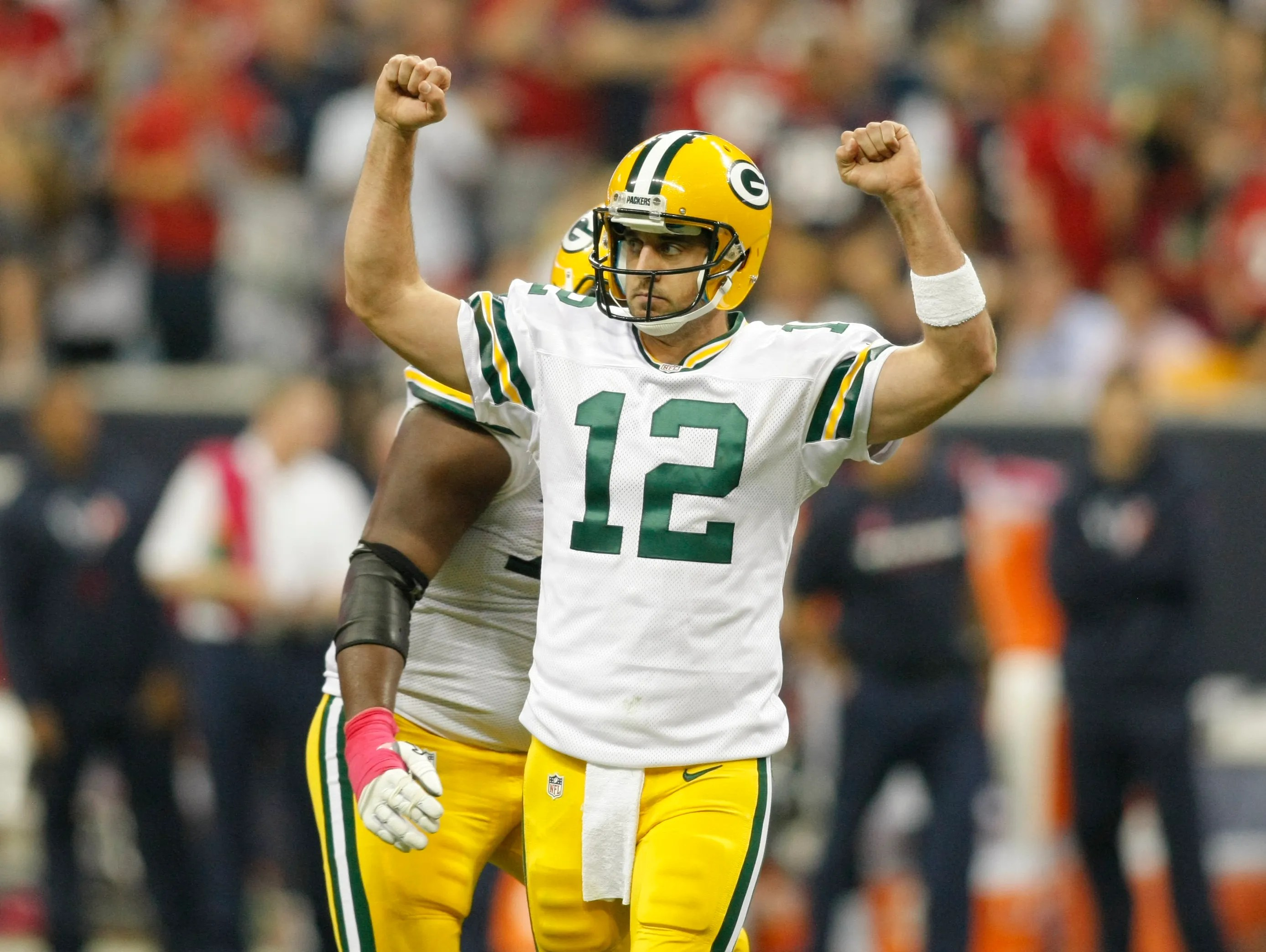 1. Aaron Rodgers, Green Bay Packers