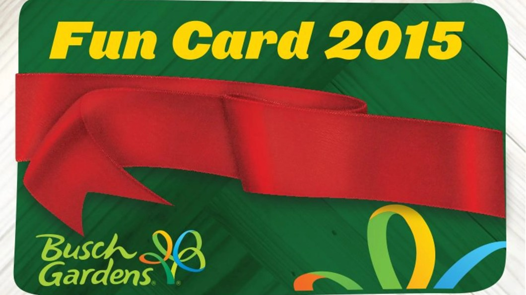 busch gardens fun card faq | Creativeletter.co