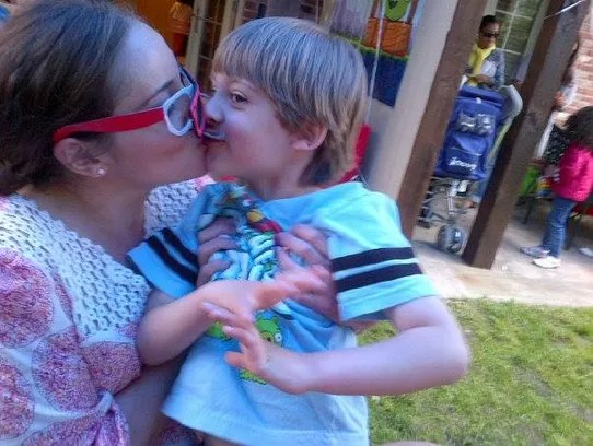 Should You Kiss Your Kids On The Lips