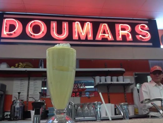 Founded in 1904, Doumars is home to a worlds first