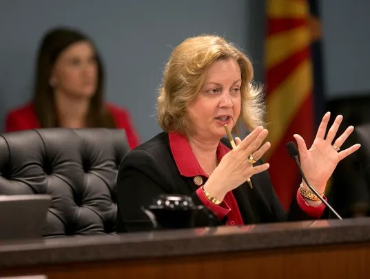 Arizona Corporation Commission susan bitter smith gop robert graham