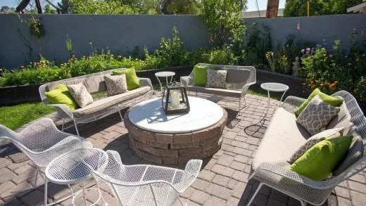 ideas to create a resort feel on your patio