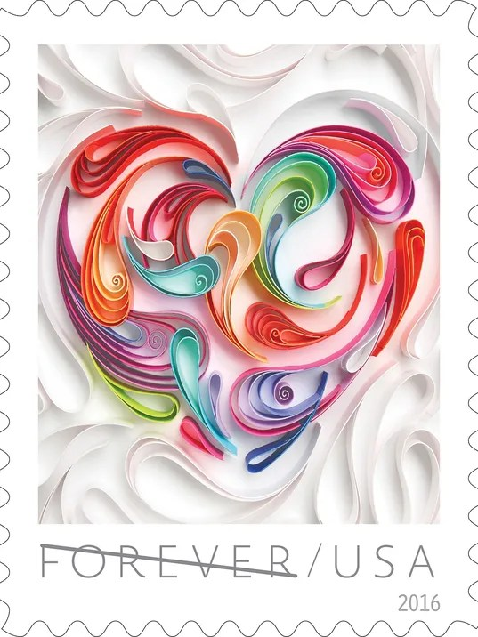 Send Last Minute Valentines Day Cards With Love Stamp