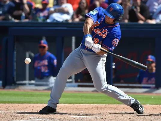 USP MLB: SPRING TRAINING-NEW YORK METS AT HOUSTON S [BBA OR BBN] HOU NYM USA FL