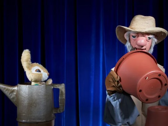 3/29-4/16: 'Peter Rabbit'   This timeless tale of Peter