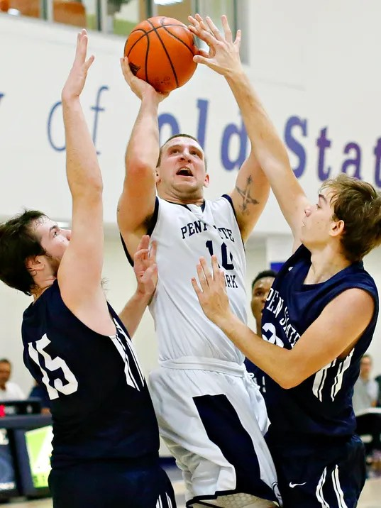 Penn State York vs Penn State Worthington Scranton basketball