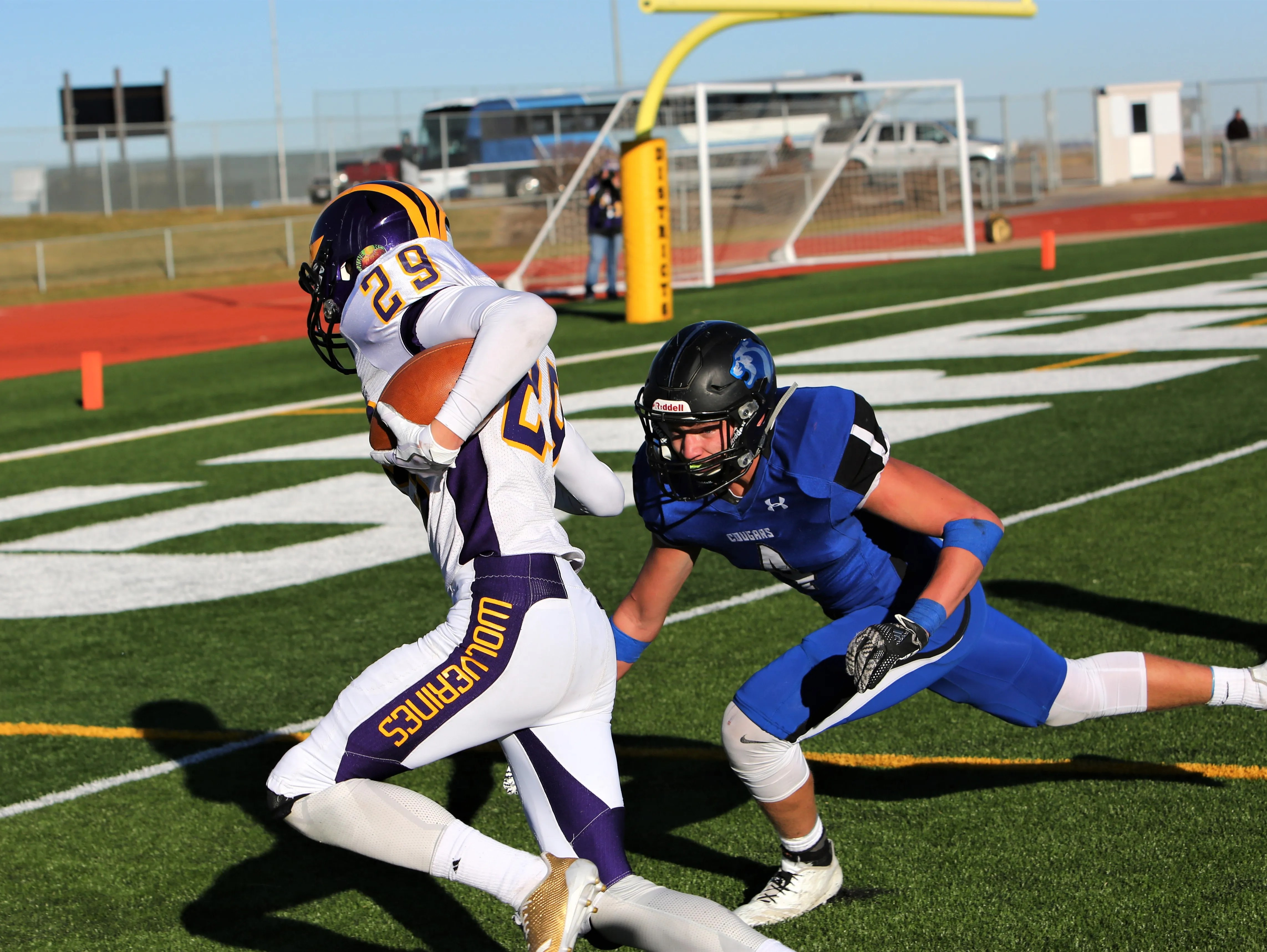 Rocky Mountains Myles Hilbert Is Coloradoan Player Of The