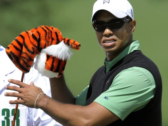 Tiger Woods-2010-Masters