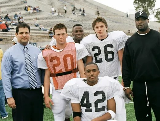Characters Friday Night Lights Tv Show