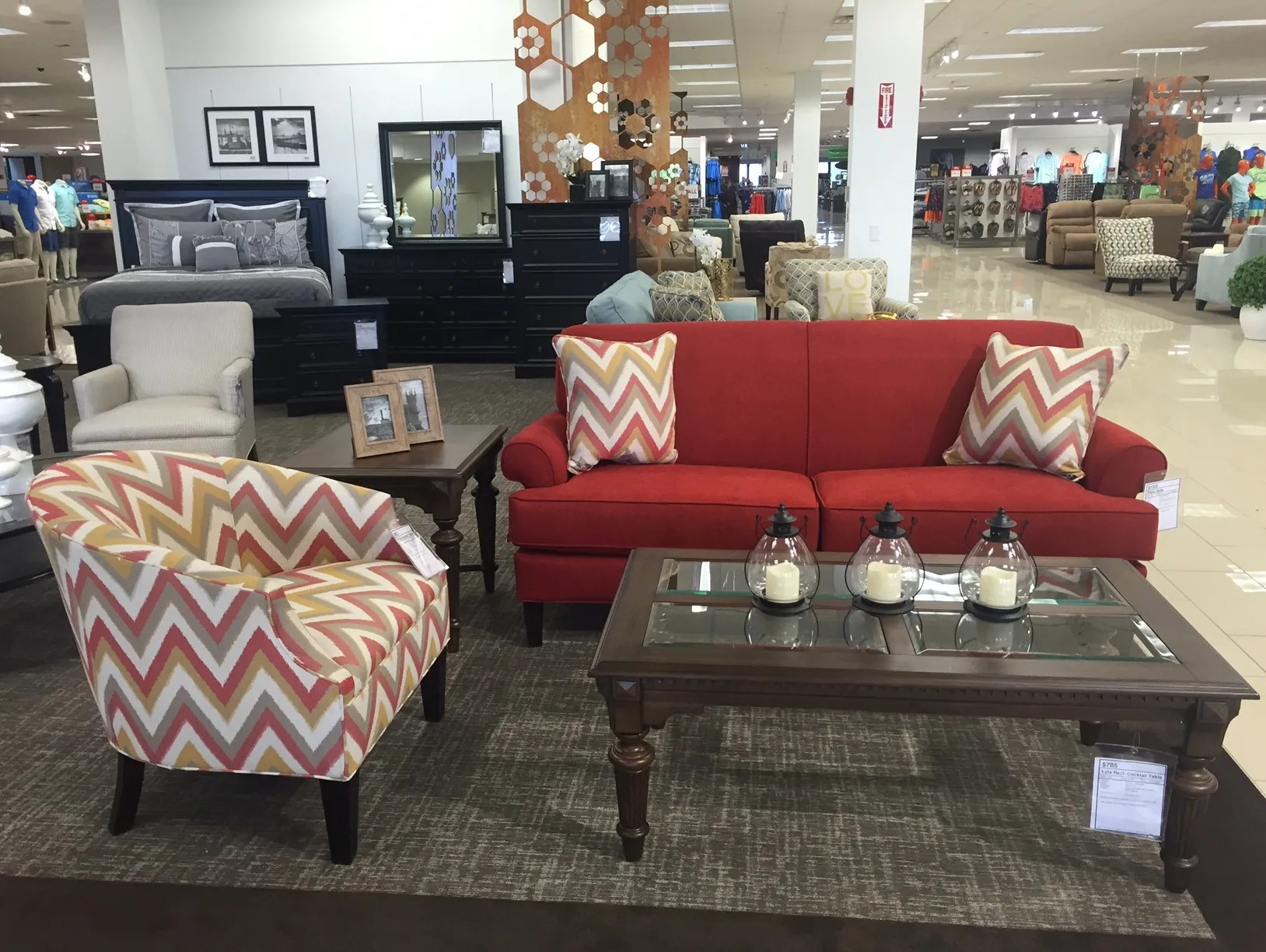 Younkers Expands Furniture Business To Meridian And Lansing Malls