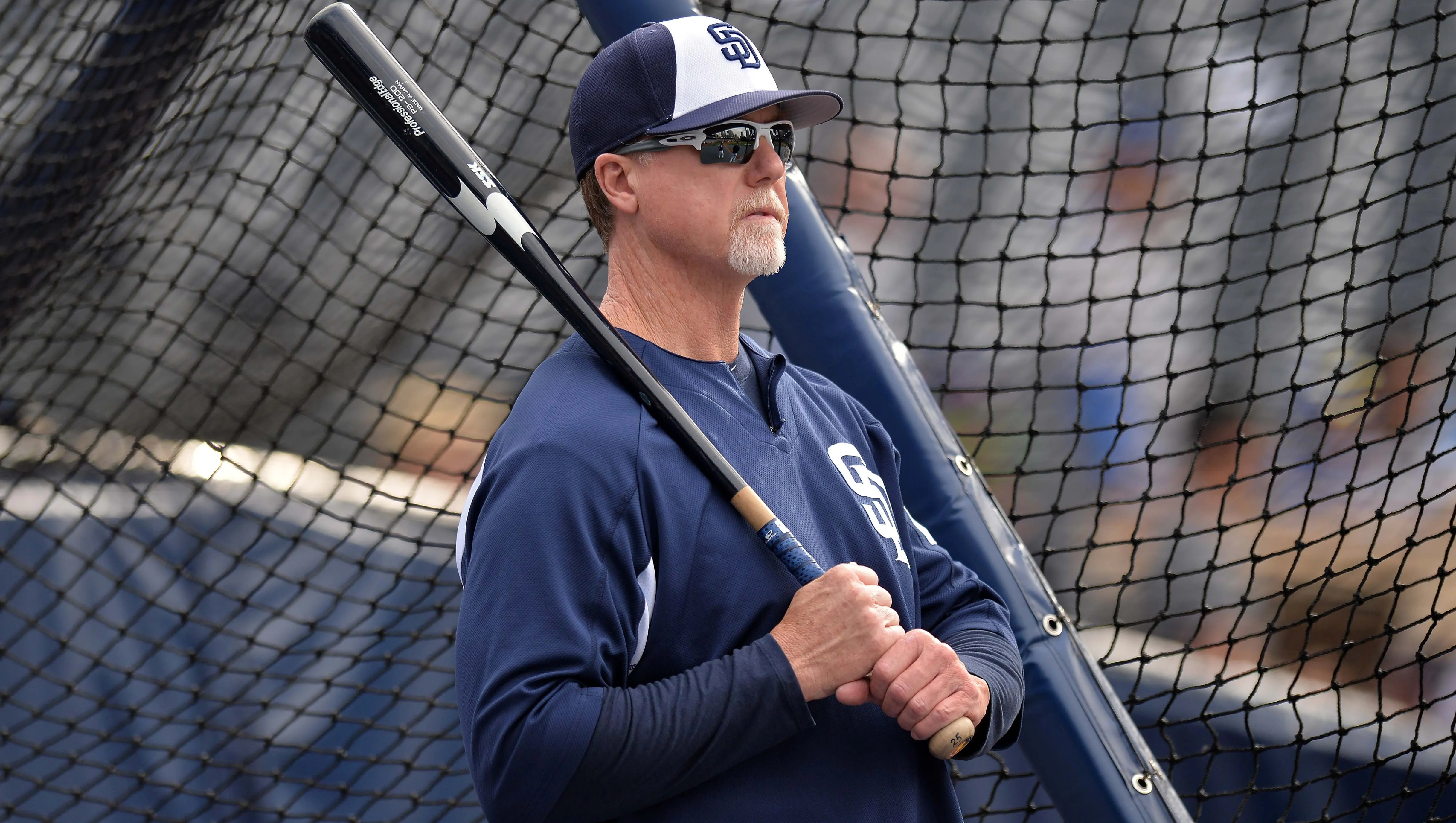 Mark McGwire thinks he'd be in Hall of Fame if he didn't admit PED use