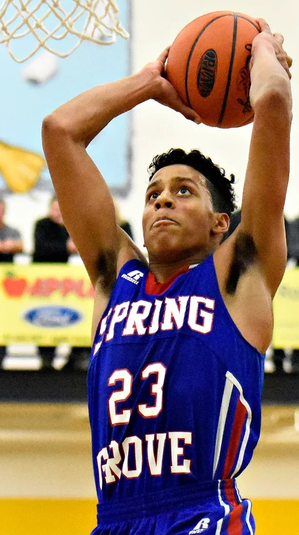 Spring Grove's Eli Brooks has verbally committed to