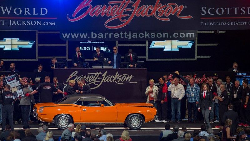Headed To The Barrett Jackson Auto Auction Here Are A Few Tips