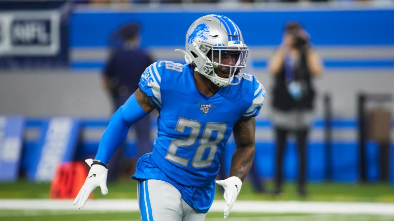 Detroit Lions trade Quandre Diggs to Seahawks for draft pick