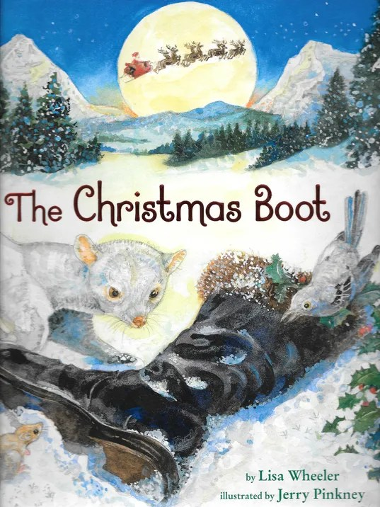 Image result for the christmas boot