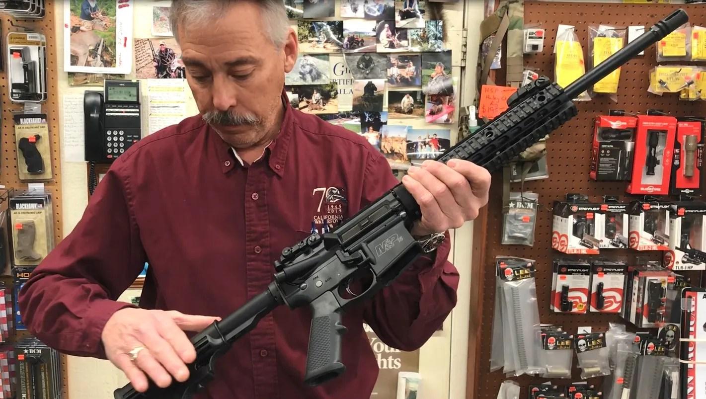 Ways To Work Around New California Gun Laws Taking Effect