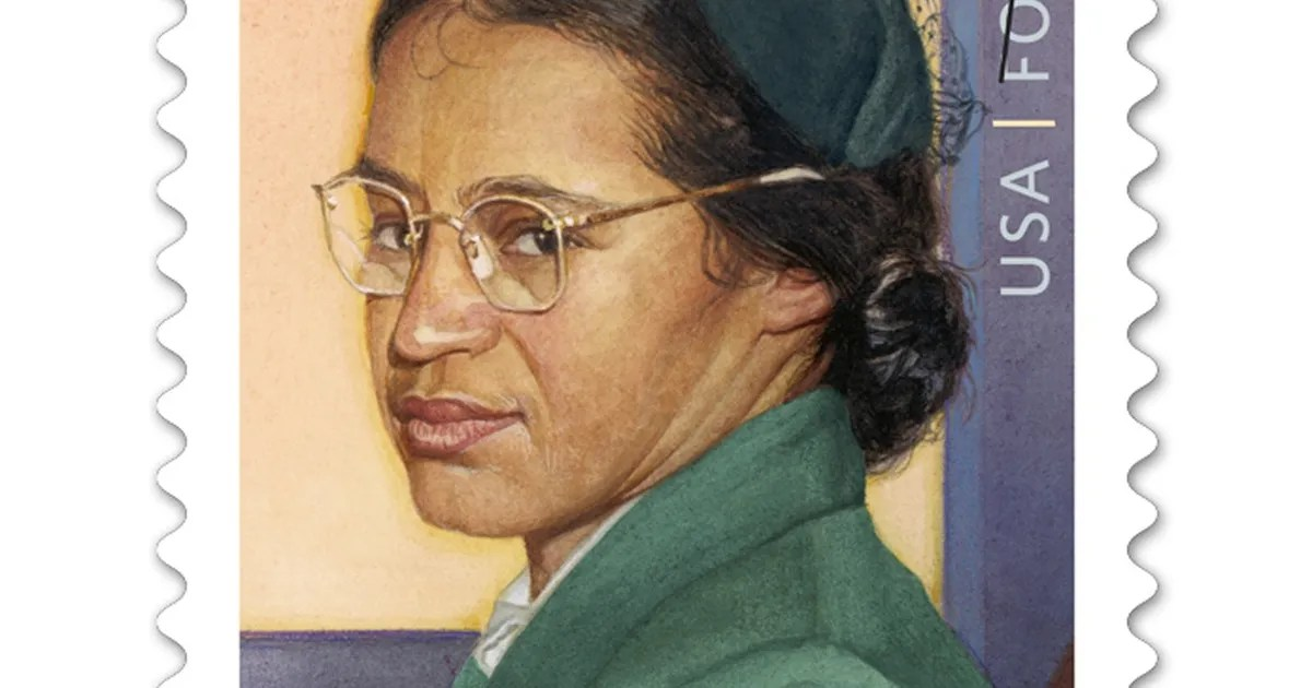 Printable Picture Rosa Parks