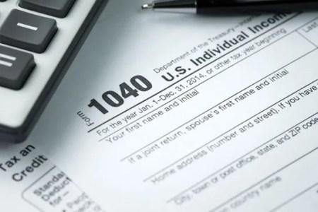 Free Standard Form Tax Return Form Standard Form