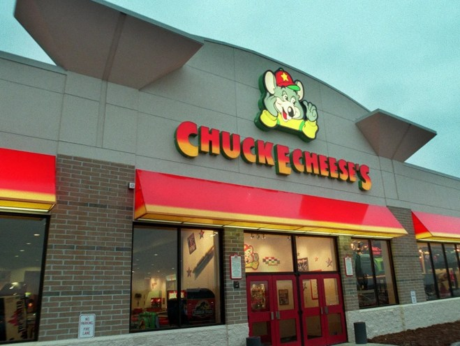 Chuck E. Cheese in Brookfield