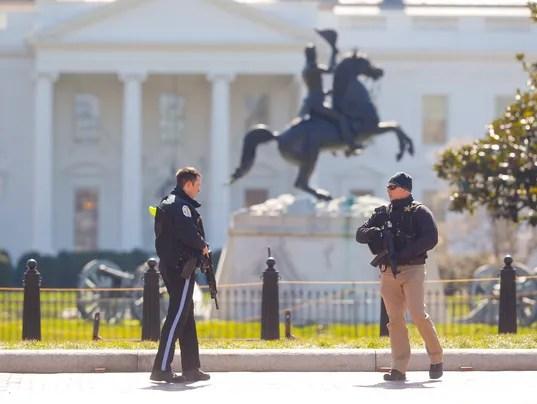 AP WHITE HOUSE A USA DC