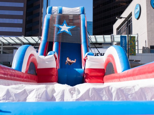 Cityscape's H20asis brings a waterpark to the downtown