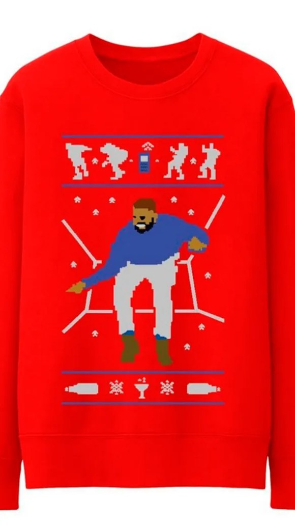 Rock and Roll Christmas Sweaters | Let\'s Not Get Carried Away